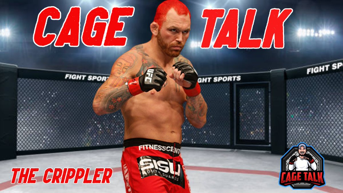 Catch an episode of Cage Talk with MMA veteran @ChrisLebenMMA !One of the very best to jump in the cage. Great episode and even better warrior.@elijahblair615 @KSizzle863 @JenkinsonLeslie   #UFC257 #ufc #MMATwitter   Here's the link to the video👇🏼👇🏼👇🏼👇🏼  https://t.co/alZQBCnNGo https://t.co/ioyYyLM7Rq