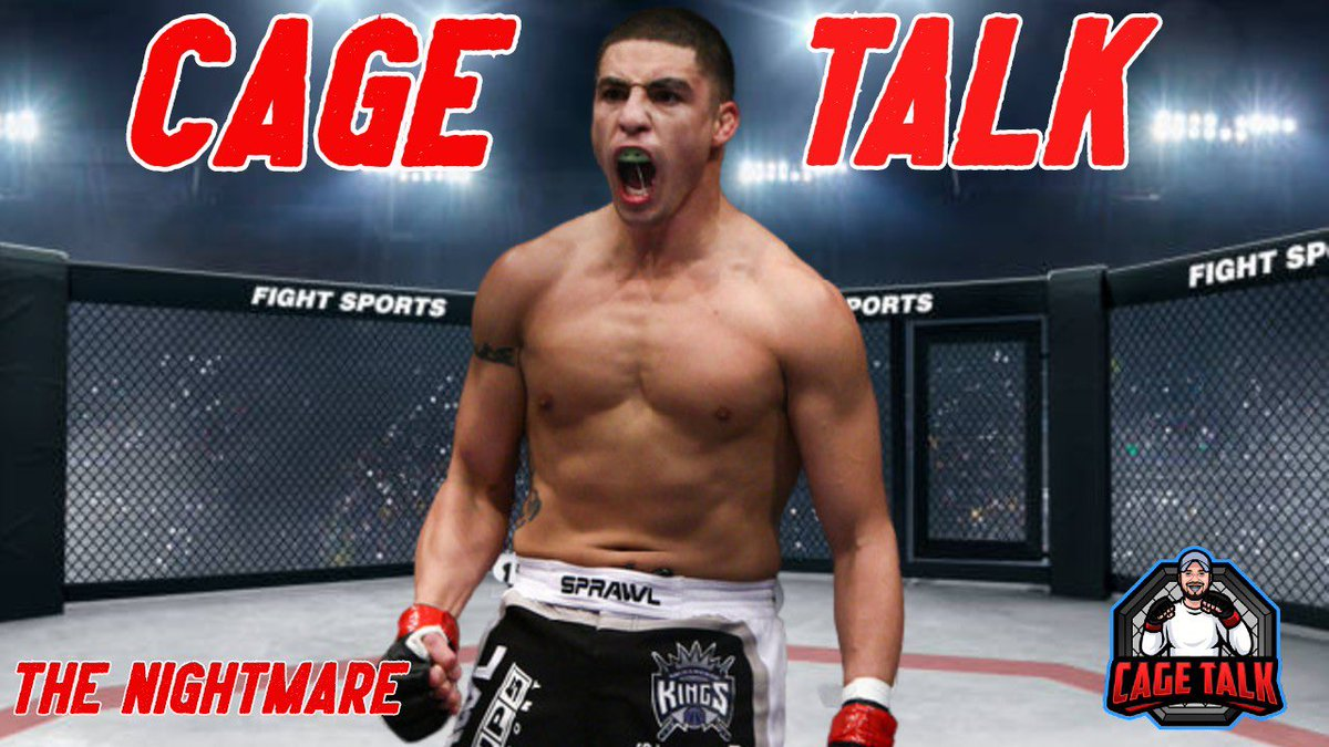 Catch an episode of Cage Talk with @DiegoSanchezUFC Warrior is a legend already! Listen to his story.  #MMATwitter  #ufc  @volkanovskistan @KSizzle863 @JenkinsonLeslie @NjmmaINSIGHT @ItsTimeTV1 @informedMMA @MMAAlley @aanalyst101   Click the link 👇🏼👇🏼👇🏼  https://t.co/cqnCaPyTXW https://t.co/Vncs3C9BG4