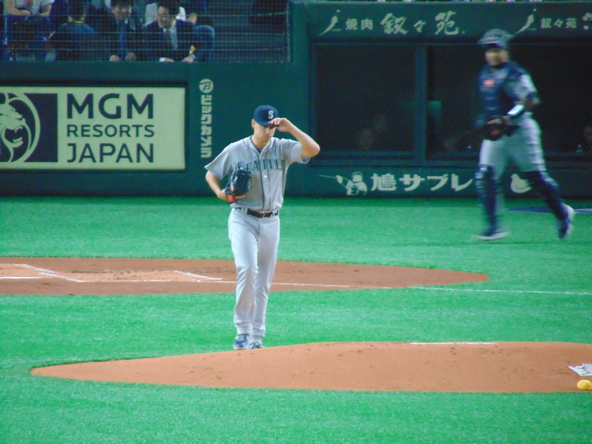 @Mariners @MarcoGonzales_ #AskMarco what did you enjoy the most about the opening series in Tokyo?