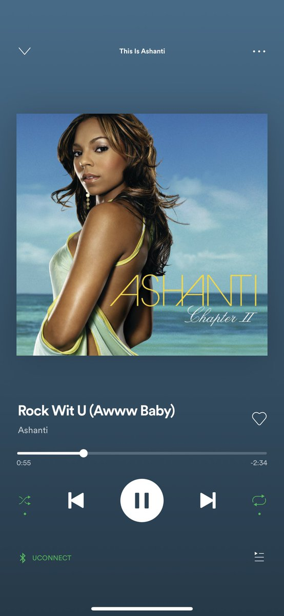 Replying to @xobreeadri: Damn @verzuzonline has me STUCK on @ashanti 🙄