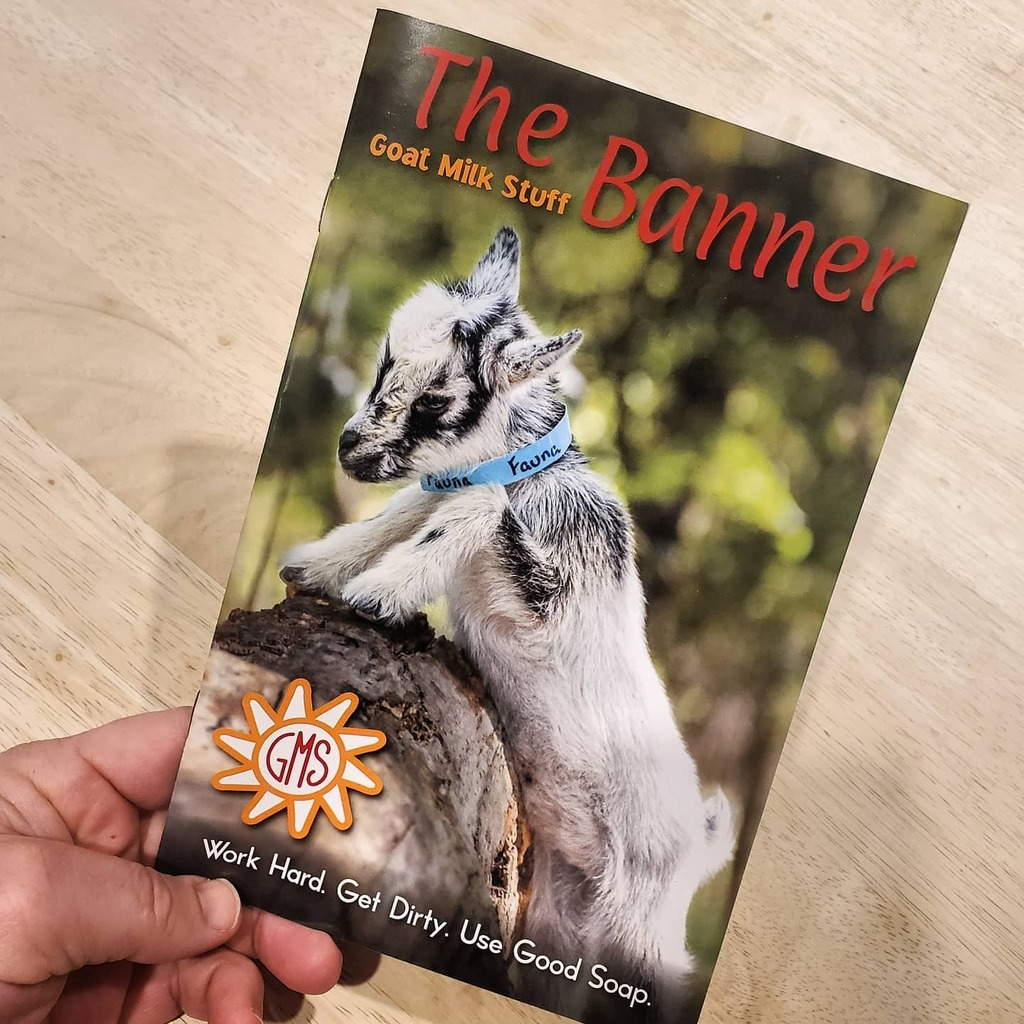 Got your copy? #sohappy #finally #ready #print #local #order #online #aboutus #healthy #information #goat #farm #photos #goatmilkstuff #carryingthebanner https://t.co/ewTcKplN4P https://t.co/T9PhQ7IXfz