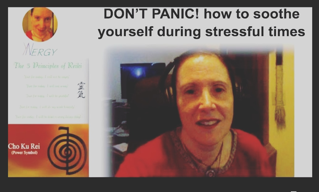 DON'T PANIC! how to soothe yourself, even during stressful times  Watch Now: https://t.co/HSwuHdPLog  #EdenMethod #energyhealing #meditation #Healthylifestyle #motivation #mondaythoughts #healthy #instalike https://t.co/wggOq7EgtY