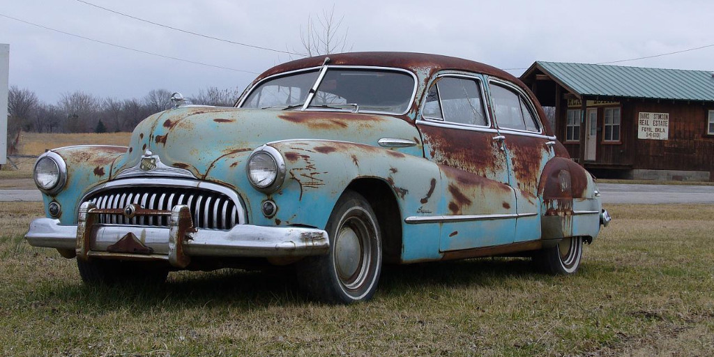 Kitsap Man's Ambitious Plan for Restoration of Old Car Reaches 25th Year https://t.co/JsA7JszdbV