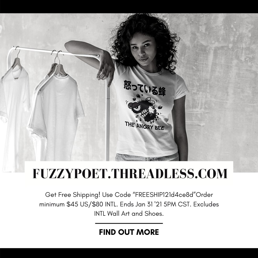 """Get Free Shipping! Use Code """"FREESHIP121d4ce8d"""" Order minimum $45 US/$80 INTL. Ends Jan 31 '21 5PM CST. Excludes INTL Wall Art and Shoes.  #graphictees #tshirt #tshirtdesign #fashion #graphicdesign #tshirts #tees #graphictee #clothingbrand #streetwear"""