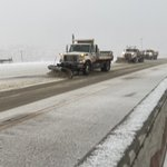 Image for the Tweet beginning: MOTHER NATURE: @CaltransDist7 is working