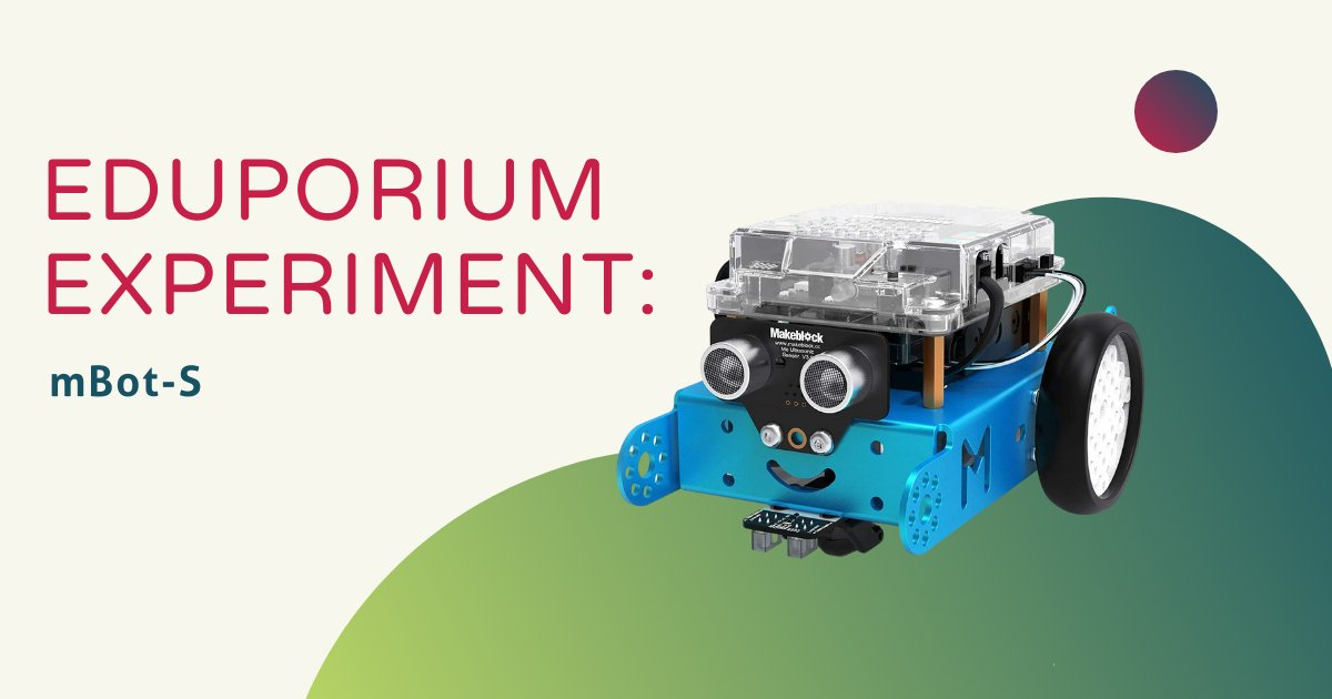 In the latest Eduporium Experiment, check out our insights on how to maximize @Makeblock's mBot-S in #coding #education throughout elementary, middle, and high school!  Read:  #STEM #robotics