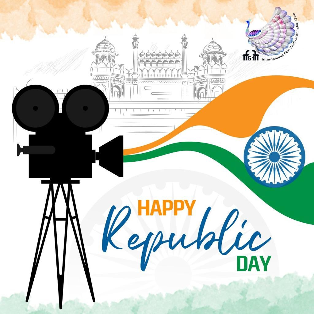 A proud day for us as we celebrate the 72nd Republic Day!   Today let's celebrate the spark of India's culture, its traditions, its heritage, and above all, its republic spirit.  Here's wishing everyone a very #HappyRepublicDay. @satija_amit @esg_goa