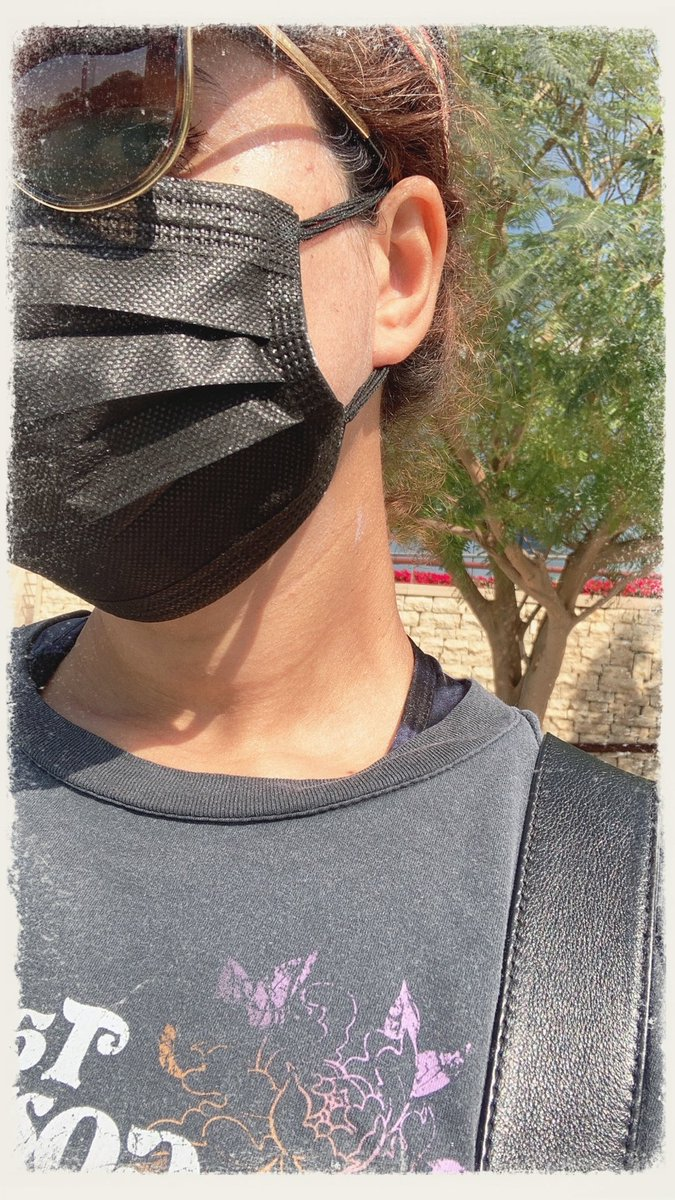 Today, I'm #grateful for an N95 #Masks company that I came across at the start of the #pandemic | they weren't shipping to the #UAE at that time and now they do! So #excited to check their site and order soon, so I don't have to wear double masks! What are you grateful for today?