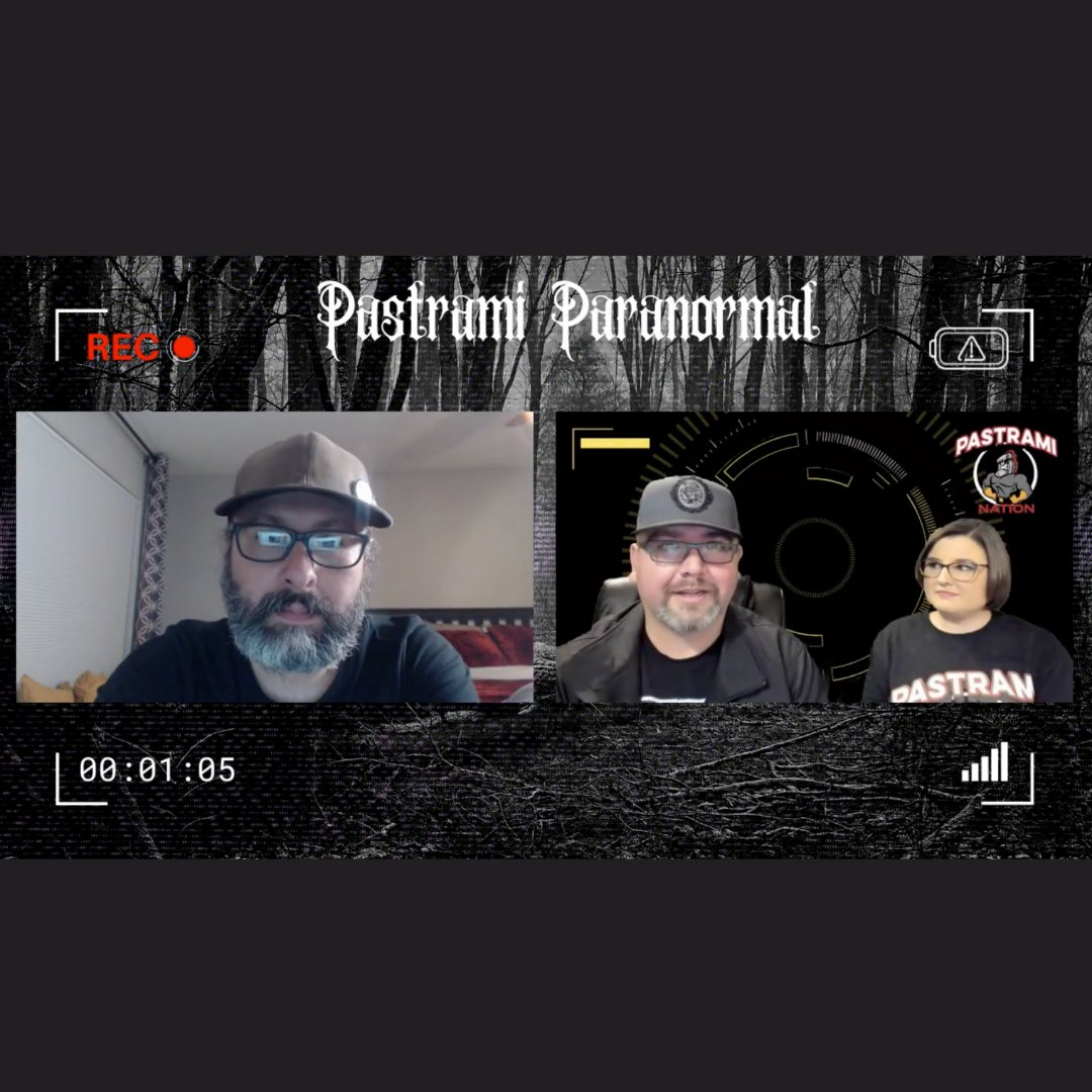 We launched a brand new feature! Let us know YOUR paranormal experiences! Check out Pastrami Paranormal- What's YOUR Story?  #paranormal #ghosts #cryptozoology #aliens #angels #afterlife