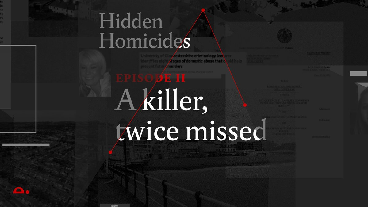 How many women are killed, but not counted?  Part two of our Hidden Homicides series tells the story of one family's decade-long struggle to get justice for their daughter, whose murder was missed by police: