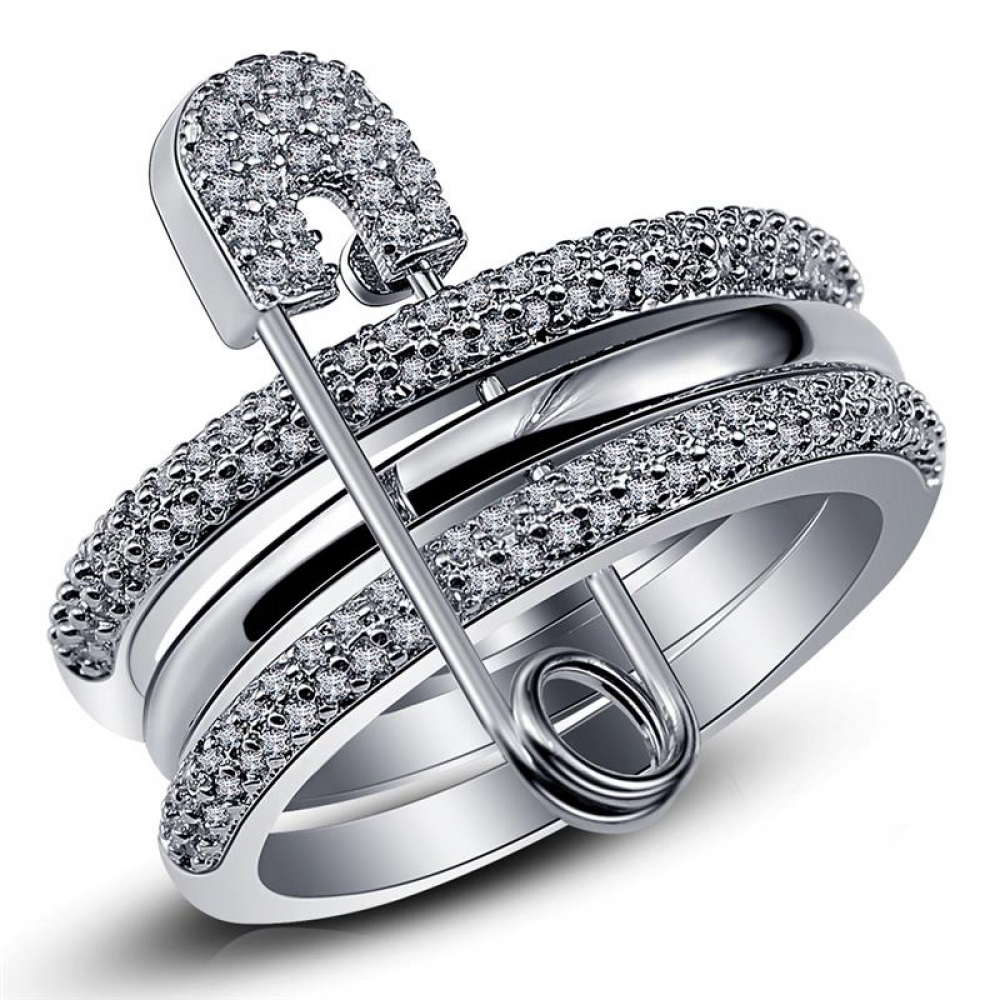 #fashion Silver Finger Ring available at