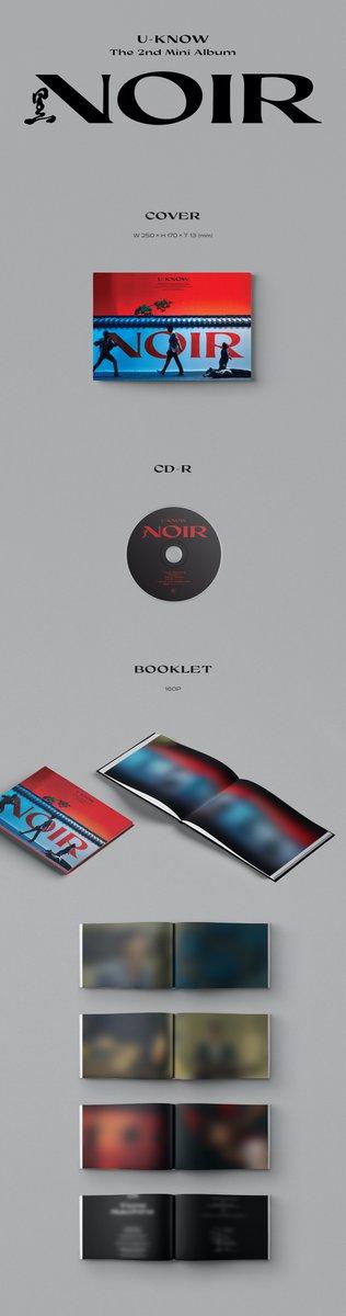 U-KNOW 유노윤호 The 2nd Mini Album [NOIR] - Thank U (Uncut Ver.) - Album Details  #U_KNOW #유노윤호 #동방신기 #TVXQ! #東方神起 #NOIR #ThankU