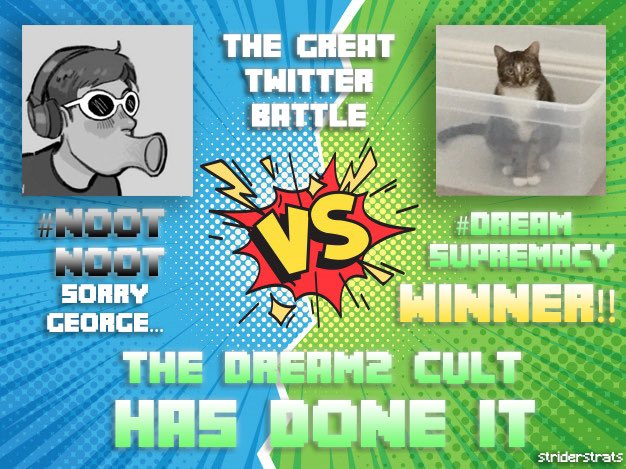 Not this all over again #NOOTNOOT #dreamsupremacy