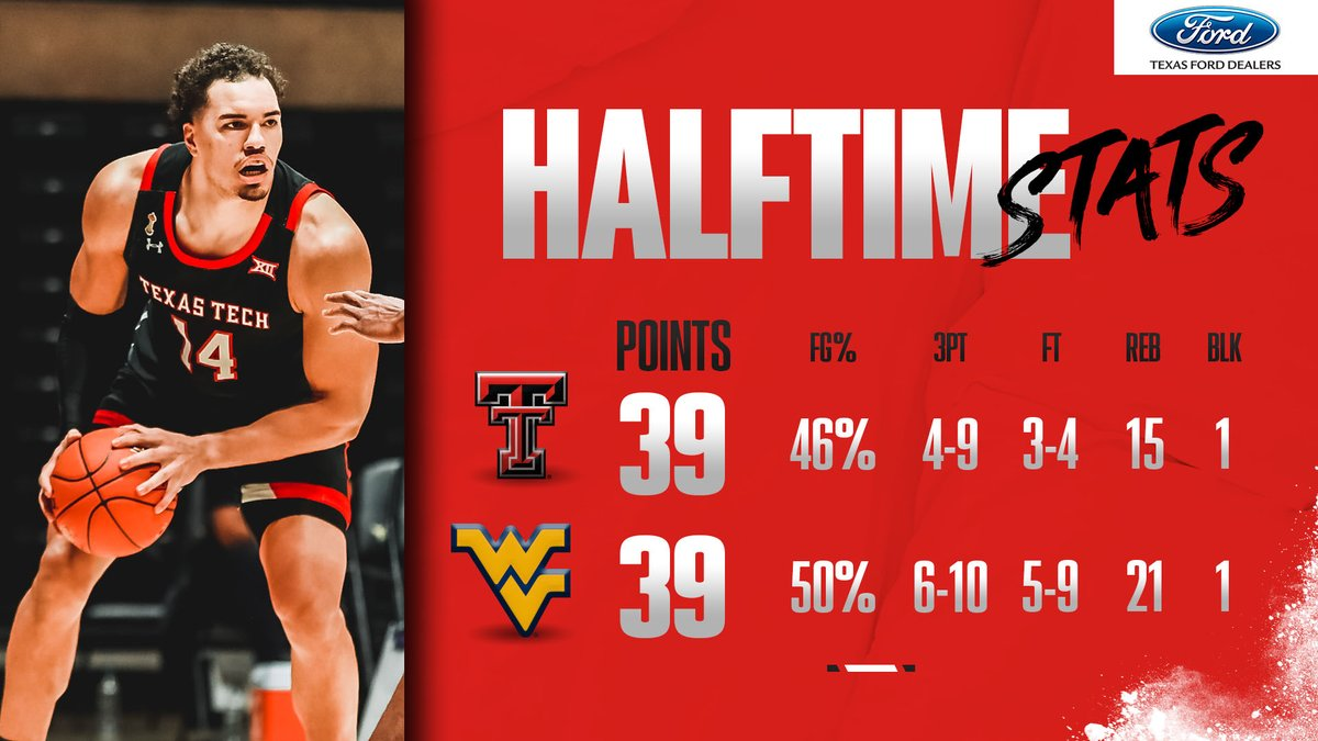 A look back at the first half in Morgantown.