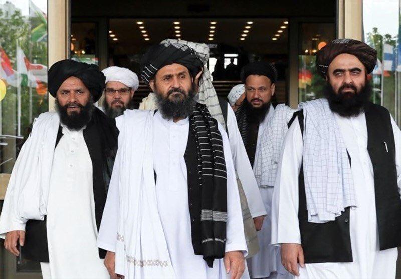 اختصاصی تسنیم | سفر هیات سیاسی #طالبان به تهران  دقایقی پیش هیات سیاسی گروه طالبان به رهبری ملاعبدالغنی برادر، معاون سیاسی این گروه جهت دیدار و گفتوگو با مقامات کشورمان وارد تهران شد  (تصویر آرشیوی)