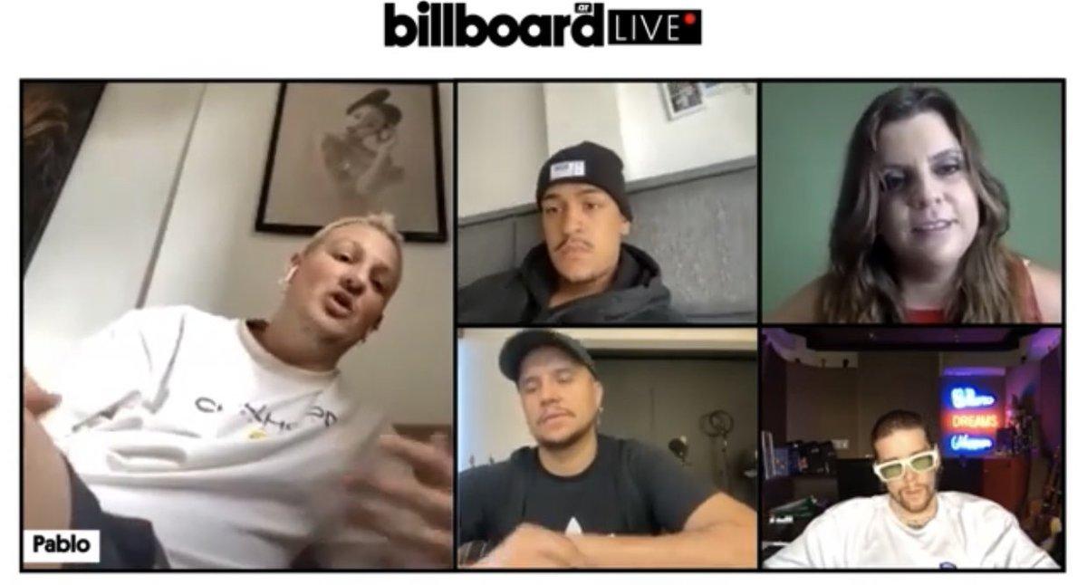 Conoce el gran secreto de las canciones de #Piso21 👉  @BillboardArg