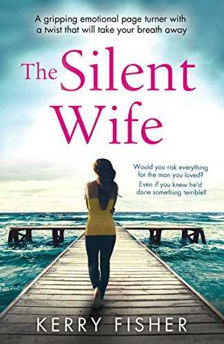 #bookreview The Silent Wife by Kerry Fisher   @KerryFSwayne Brilliant #psychological thriller about being the 2nd wife.  Loved every moment it.   … #marriage #familytime #BookRecommendations