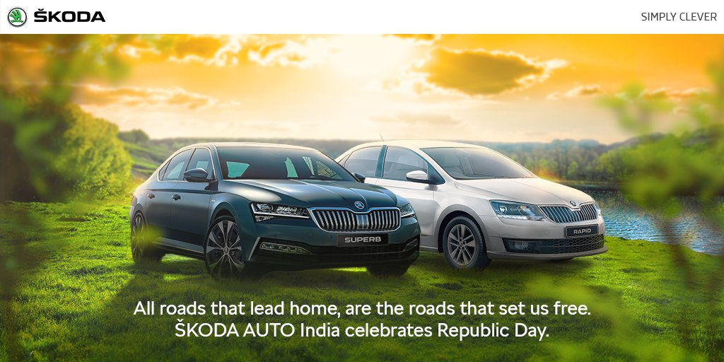 KODA AUTO India celebrates the pride for our nation this Republic Day. HappyRepublicDay2021 https t.co avU6gJEV9f