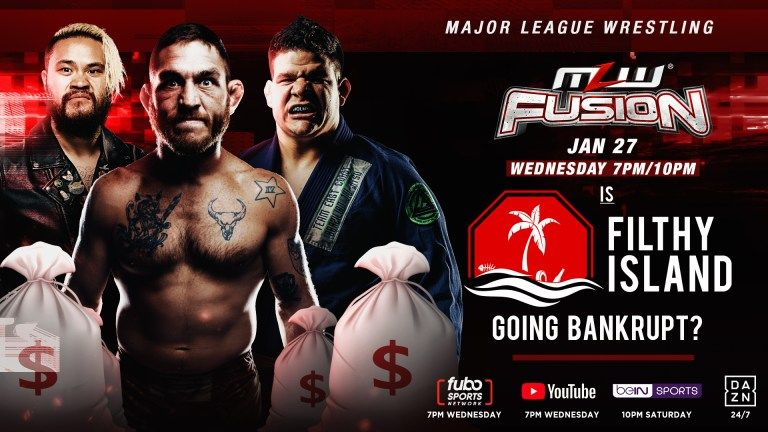 MLW Fusion Preview for 1/27/21