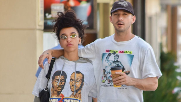 FKA Twigs Says She 'Wasn't Allowed to Look Men in the Eye' While Dating Shia LaBeouf Photo