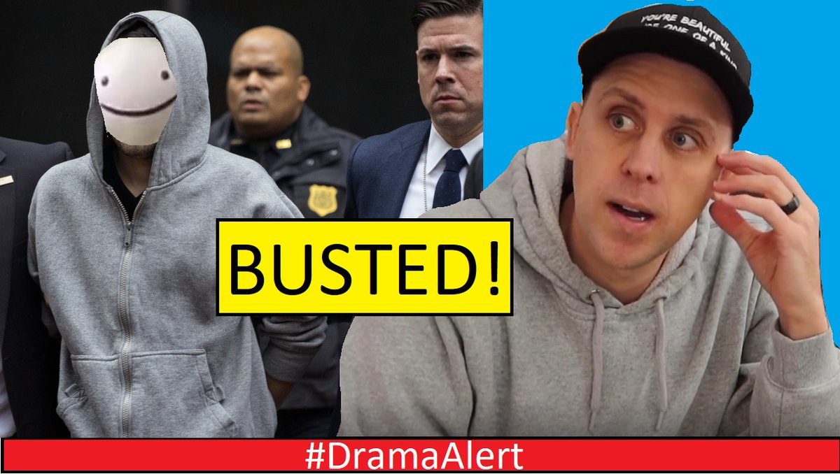 New #DramaAlert is LIVE!!!!!! (Updated Thumbnail!)