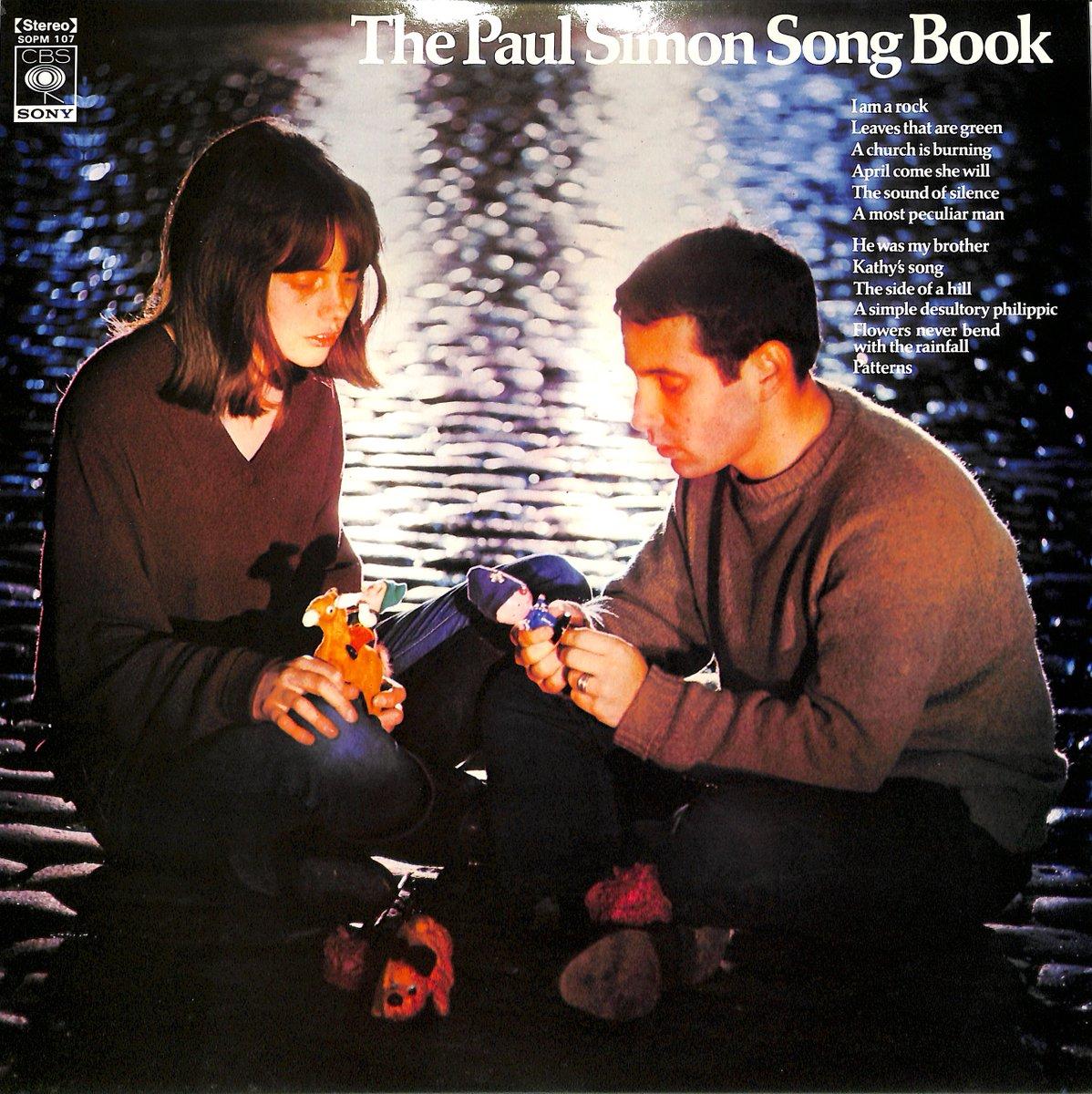 [ 聴かないデジタルより聴くアナログ | 2021年01月26日号 | #ポール・サイモン / ソングブック (LPレコード)#PaulSimon #SongBook 他 |  https://t.co/cs7J53UE7k https://t.co/HAjJz7Wyd5