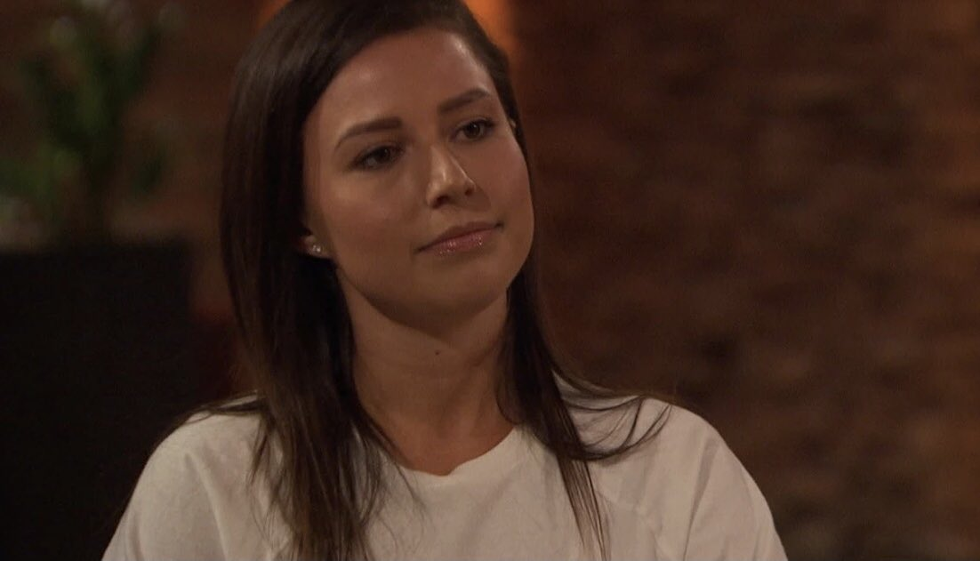 the way Katie refused to apologize to Victoria for insulting other women lives in my head rent free we stan a real feminist #TheBachelor