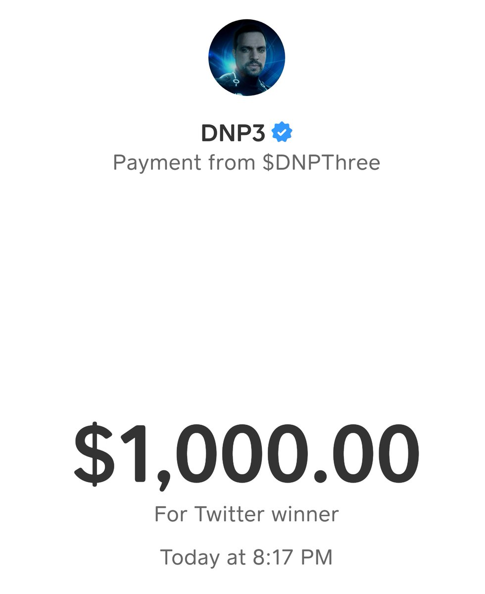 OMGosh! I'm shaking so hard lol @DNPthree THANK YOU!!! I won tonight's gaw! He's 100% legitimate!!  If you've never been to his stream you must come join the #Wolfpack !!