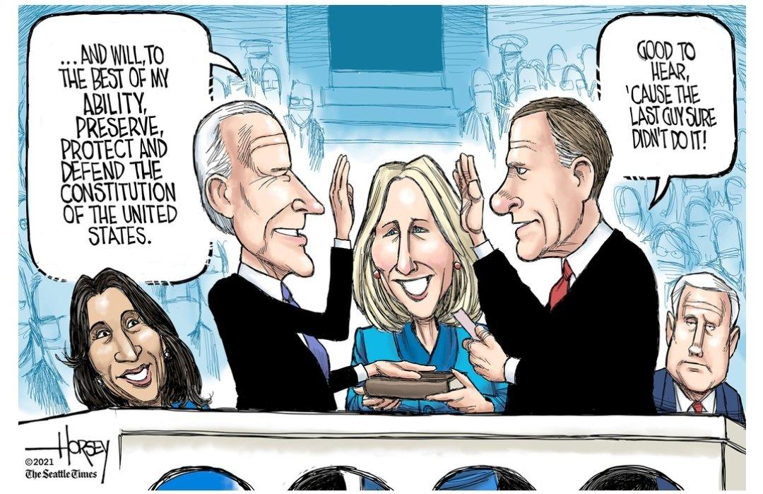 So far so good @POTUS & #VP  #BidenHarris #Democrats  #JusticeMatters  #SocialJustice  #Democracy