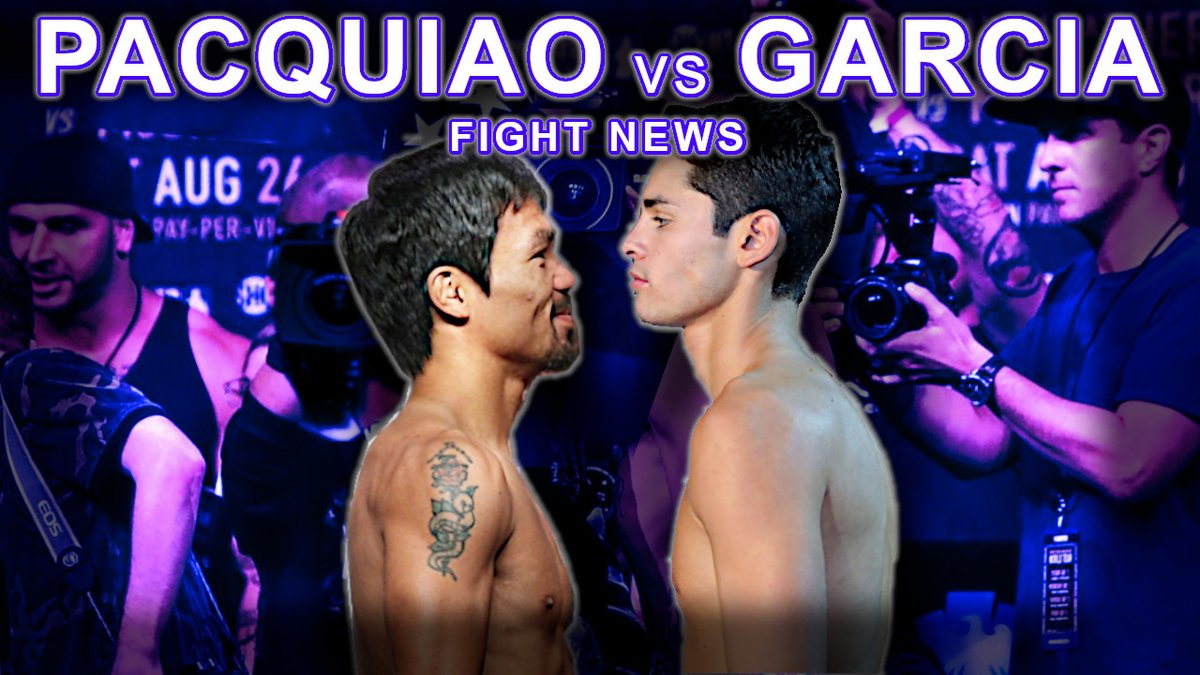My Latest video on the Manny Pacquiao vs Ryan Garcia news, link below. #boxing #mannypacquiao #RyanGarcia   Video Link: