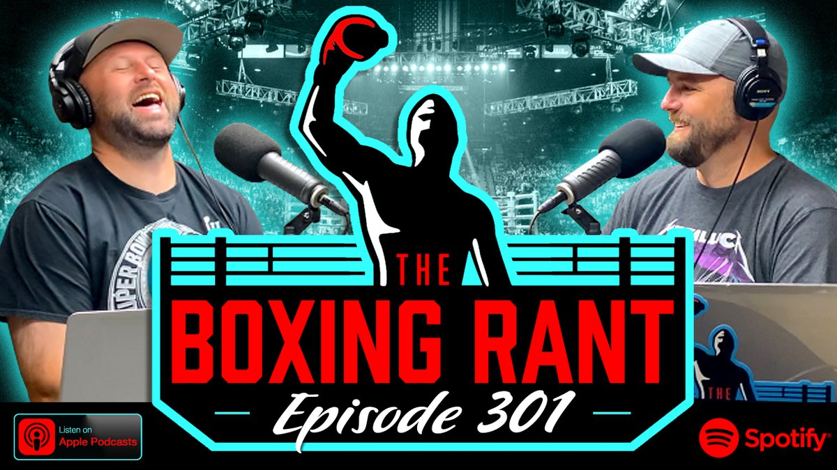 NEW EPISODE of The Boxing Rant podcast. #boxing  - Plant vs. Truax fight preview - Leo vs. Fulton reaction - Bob Arum vs. Terence Crawford - Canelo vs. Yildirim official #PlantTruax #LeoFulton #CaneloYildirim   Apple:   Spotify: