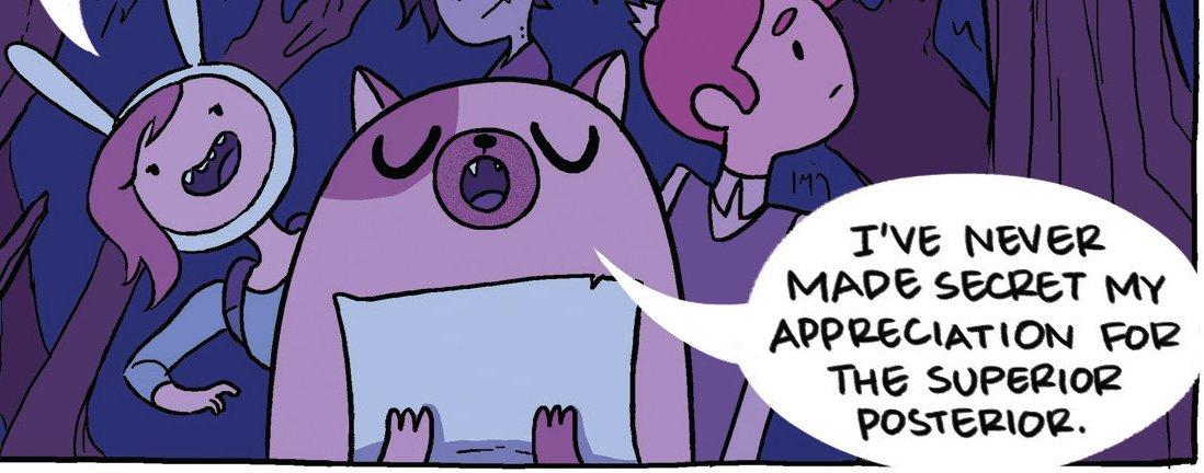 Adventure Time Comics (@ATComicsDaily) on Twitter photo 2021-01-26 05:07:24
