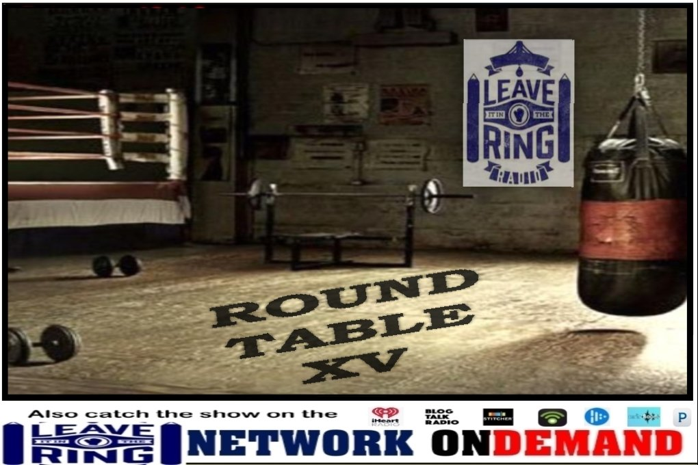 So many have connected through the Round Table.   And I got more coming #Boxing