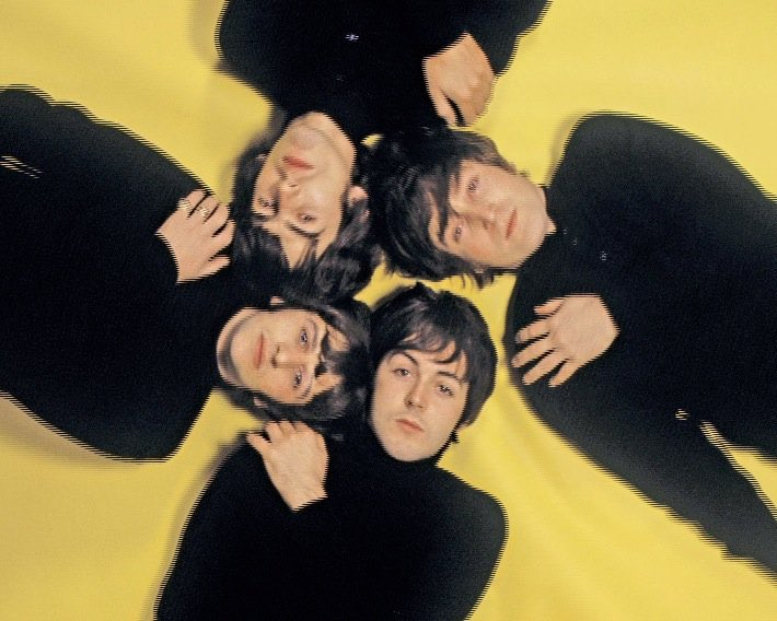 The Fab Four!!   #beatles #thebeatles #band #music #musicians #repost #creative #cool #artistic #talent #style #best #thesixties #instagram #instagood #instadaily #instamusic #yellow #black #instacool #twitter