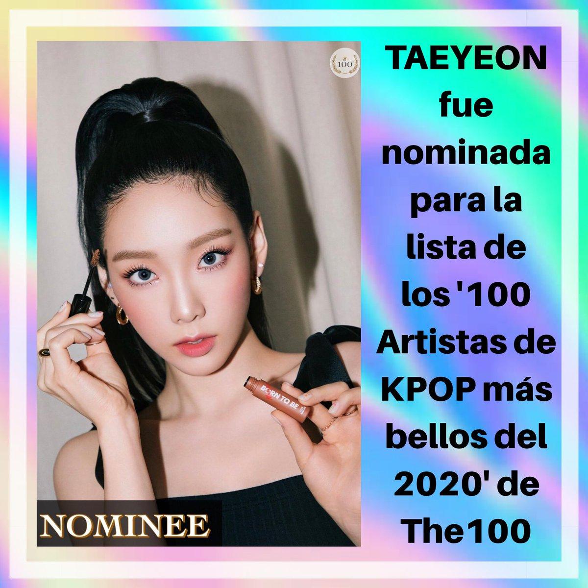 [INFO IMAGEN]    #TAEYEON #태연 #TAE #YEON #THE100 #KPOP #BEAUTY