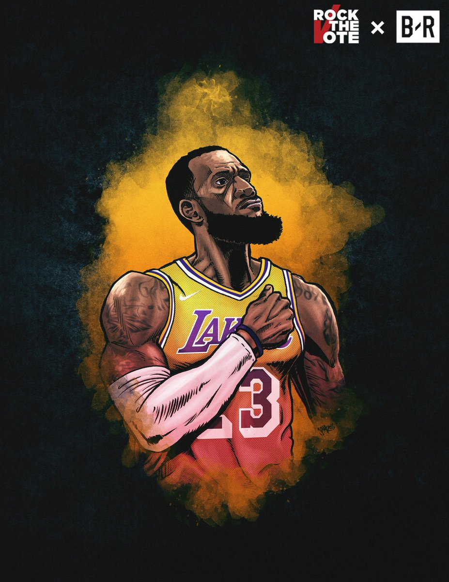 We seriously should consider ourselves so fortunate to live in an era where we can watch King LeBron James playing basketball. Hands down one of the greatest players in the game's history without a shadow of a doubt. What a player. What a legend. #NBA #LakeShow
