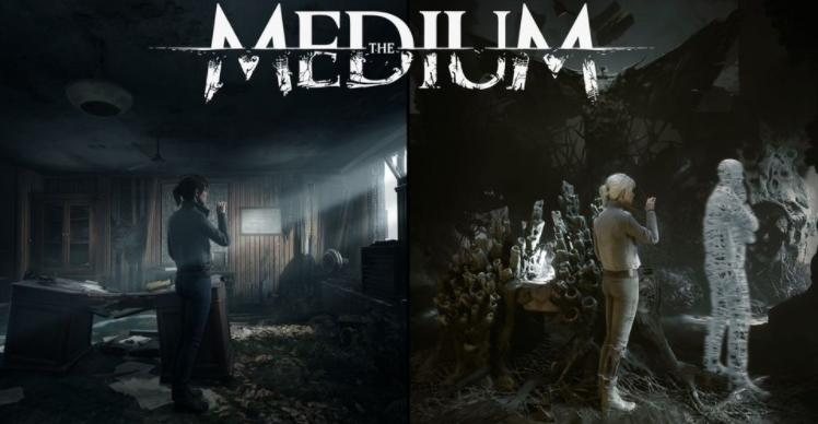 #TheMedium 🧿: A psychological horror filled with mystery and intrigue 🔗   #videogames #gaming @TheMediumGame @BlooberTeam #horrorgame #XboxSeriesX #XboxSeriesS #Steam #SteamDeals #PCgame #PCgaming #Microsoft #Windows10