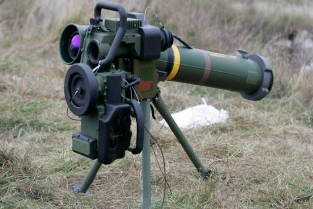 Israel's Rafael Demos SPIKE LR Missiles to Slovenia Photo
