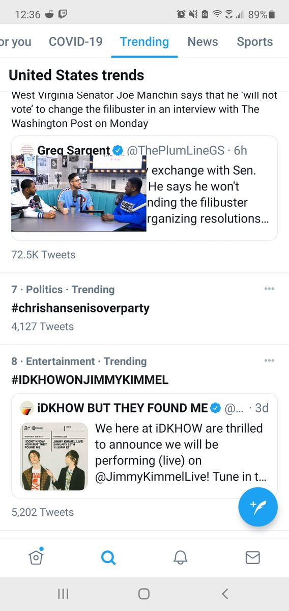 @TheoVon @BrendanSchaub have BEEN calling this for a while now  #ChrisHansenIsOverParty