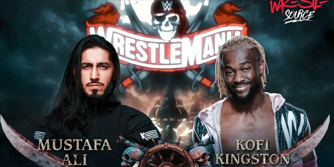 I happened to see this on Instagram yesterday (IG wrestlesource_). The people want it. @AliWWE vs @TrueKofi at @WrestleMania 37. #WWERaw