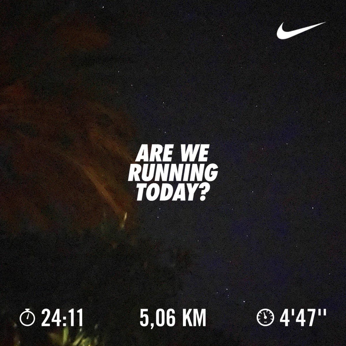 #AreWeRunningToday⁉️#Tuesday #Formentera #EstanyPudent #Run4Yourself👉🏻 #Harder💪🏻 #Stronger👊🏻 #RunWild🤟🏻 #NikePlus🏃🏻‍♂️ #JustDoIt✔️ #SumandoKms➕ #FeinaFeta✅ #Happy☺️ #Healthy❤️