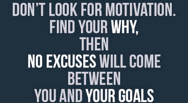 If your WHY is big enough  You will always find the How.  #TuesdayMotivations #Believe  #TuesdayVibe #Wellness https://t.co/lXR5QHLQ6e