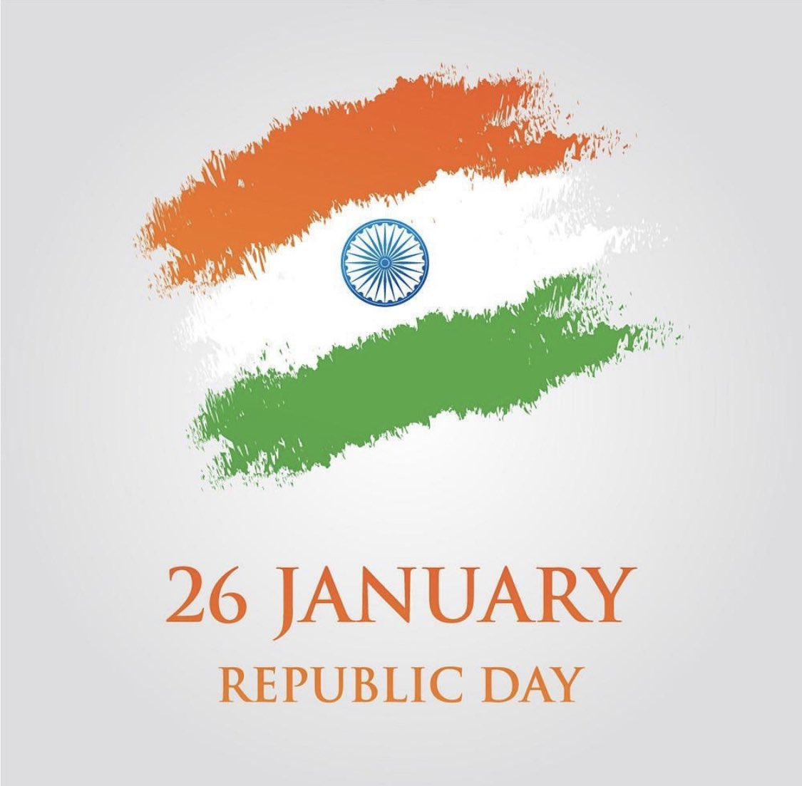 A thousand salutes to the great nation of ours. May it become even more prosperous. Wish you a very Happy Republic Day!! 🇮🇳 🇮🇳