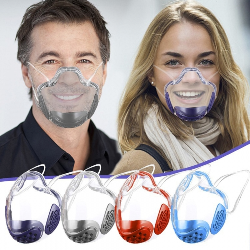 #homesweethome #fashion #sun Face Mask Transparent Mouth Cover Anti-Fog