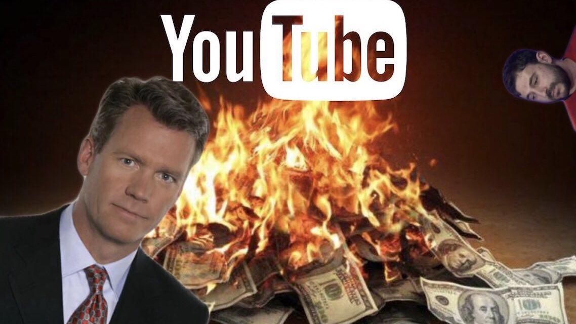 Don't forget that he's trying to cause another Adpocalypse #ChrisHansenIsOverParty
