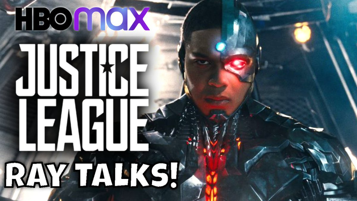 Ray Fisher talks #JusticeLeague and getting out there to promote the project when it comes time! #Cyborg #RayFisher #DCFIlm  WATCH->