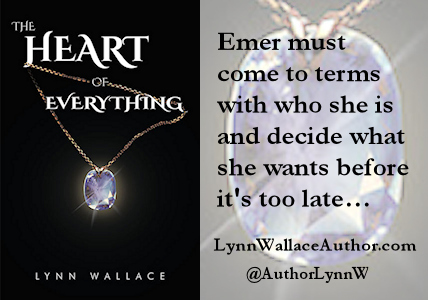 Meet Emer. She's normal. That is, until a chance encounter turns her life upside-down. One minute she's hunting for a job; the next, she's catching bullets and being kidnapped.    #YAParanormalRomance #LynnWallace