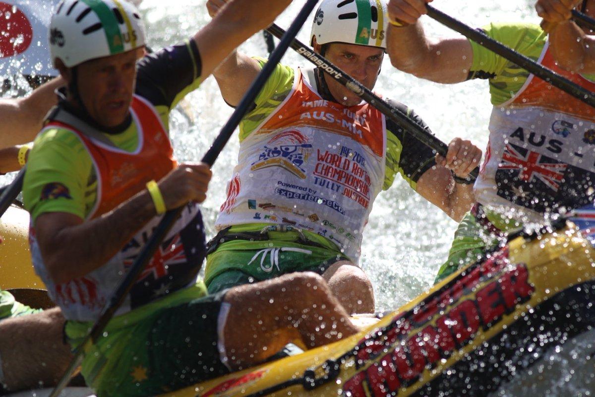 Happy Australia Day everyone 🇦🇺🦘  #tbt IRF World Rafting Championships 2019, Tully River #AreYouReady #RaftersAreAwesome #TameTheTully #TreasureTheTully #irfwrc #Tully #cassowarycoast #wrctully2019 #StrongerTogether #RiverFamily #WeAreIRF Cassowary Coast Regional Council
