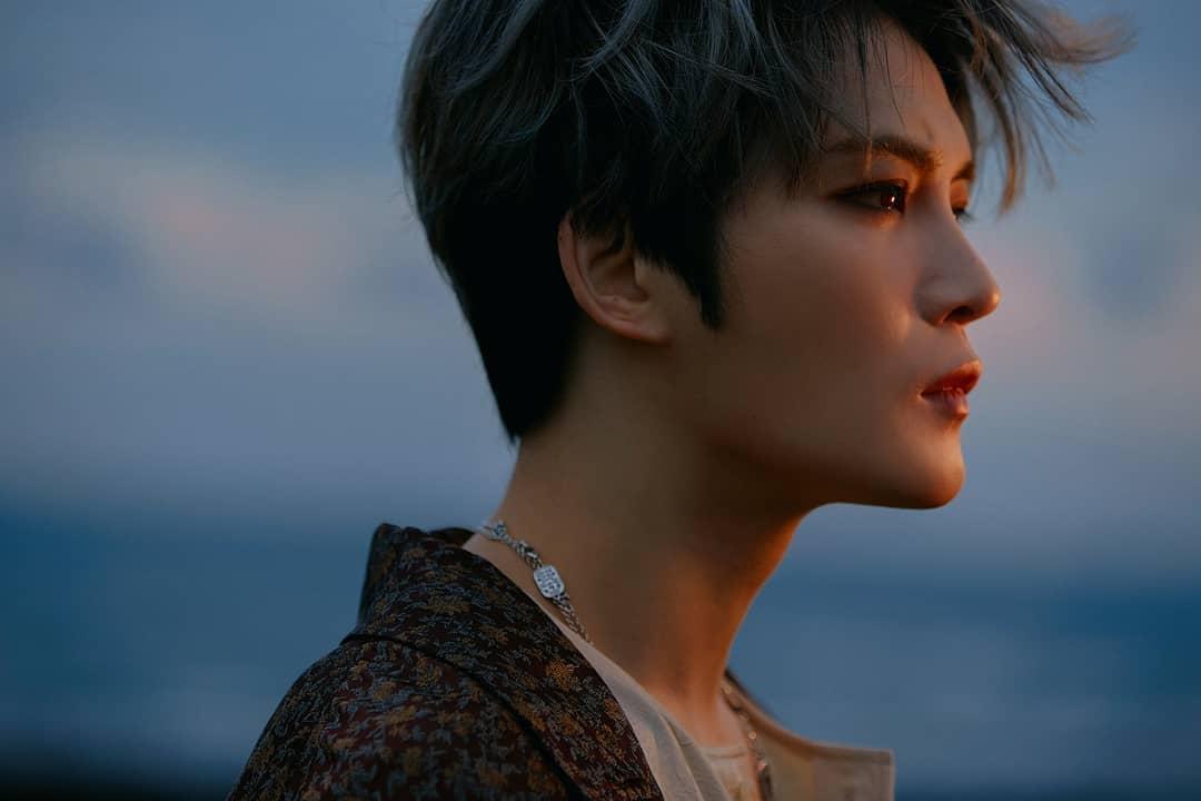Like a anime character ❤🥰😍 . . . . . #jjun #kimjaejoong #jejung #hero #cassiopeia #bigeast #kpop #jpop #jyj #tvxq #db...