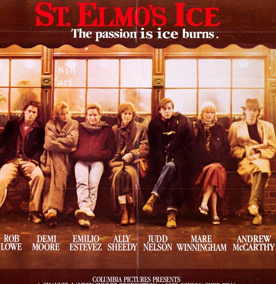 St. Elmo's Ice  #OppositeAMovieSweeps